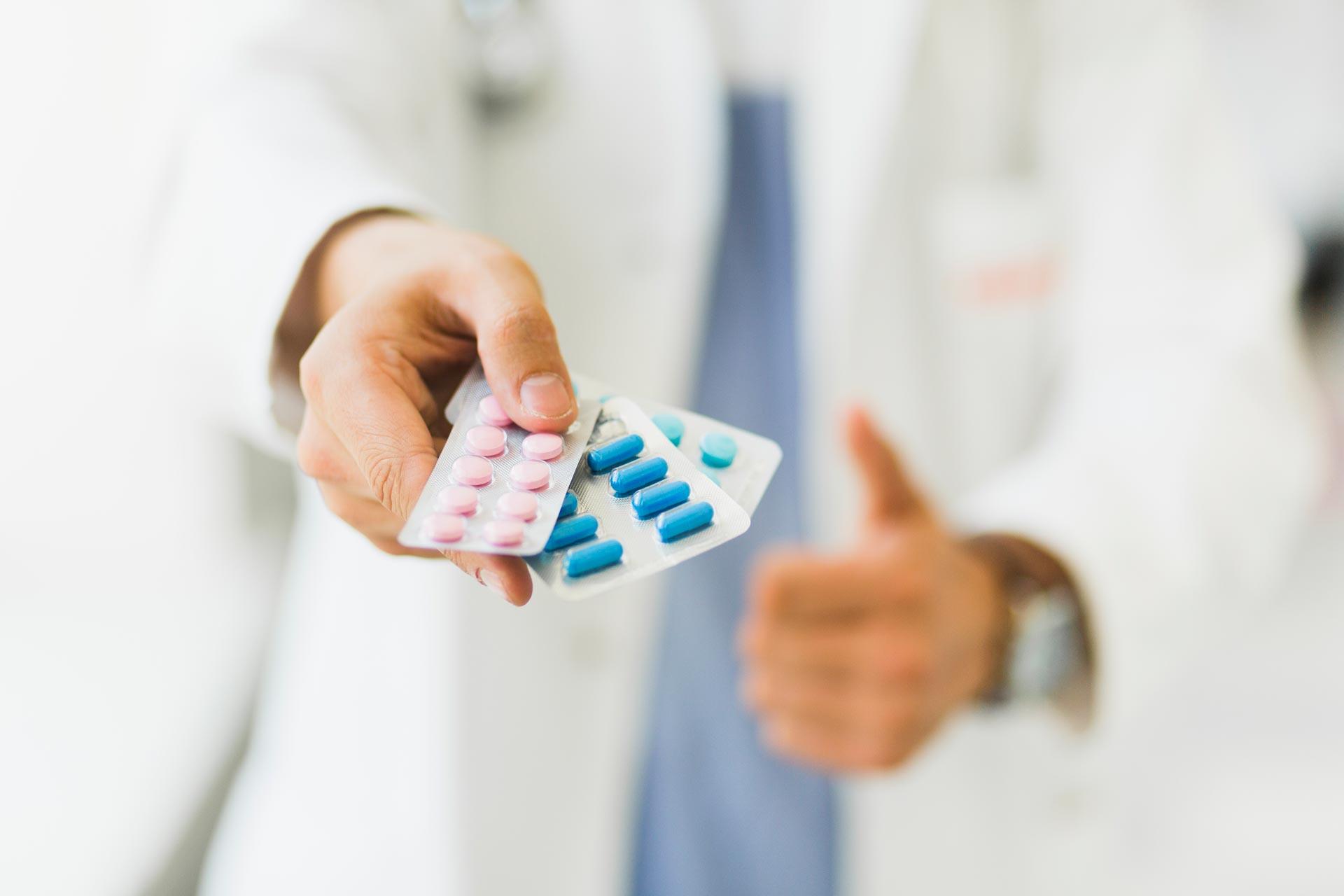 Skutki uboczne leków SSRI - Inhibitory wychwytu zwrotnego serotoniny