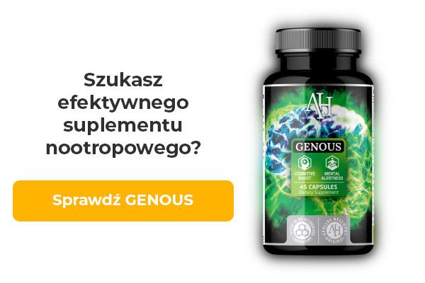 apollo's hegemony genous - suplement nootropowy