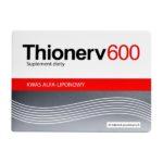 Nootropy w aptece - ALA Kwas alfa-liponowy - Solinea Thionerv 600