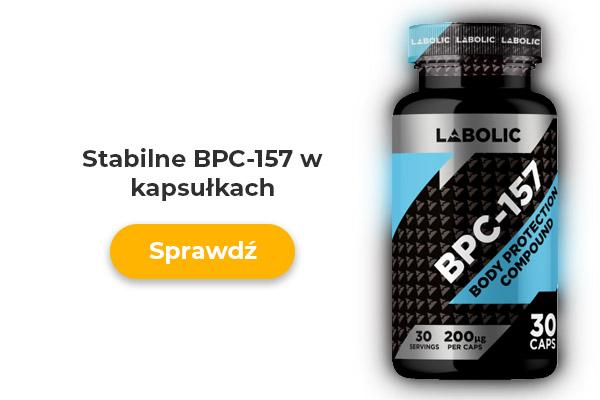 Labolic BPC-157 stabilny peptyd w kapsułkach