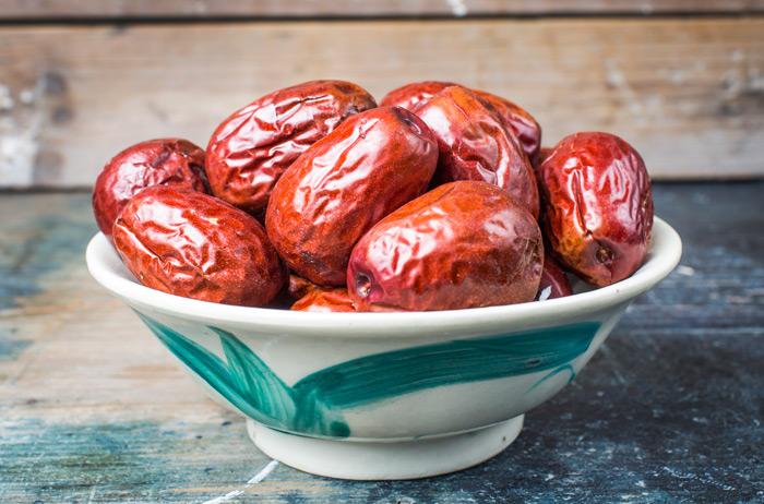 Owoce jujuby pospolitej (Ziziphus jujuba) - Korzyści zdrowotne i działanie nasenne