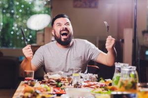 świadome i uważne spożywanie posiłków - mindful eating