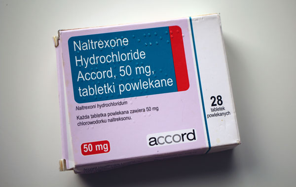 Accord Naltrexone Hydrochloride 50 mg 28 tabletek