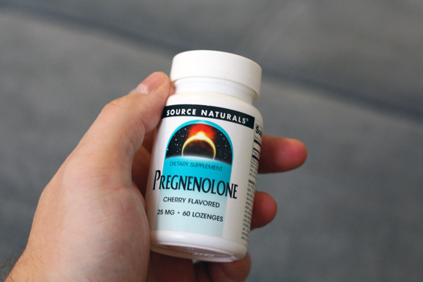 Source Naturals Pregnenolone 25 mg 60 tabletek