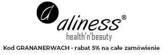 kod rabatowy 5% na aliness.pl