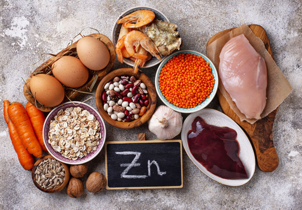 dietetyczne źródła cynku